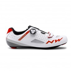 Northwave Core Plus Cycling Shoes White Red