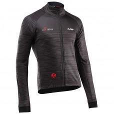 Northwave Extreme 3 Jacket Long Sleeves Black Dark Red