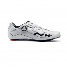 Northwave Flash Cycling Shoes White Black