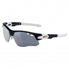 Northwave Galaxy Sunglasses With Optical Adaptor Matt Black White