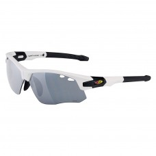 Northwave Galaxy Sunglasses With Optical Adaptor White Black