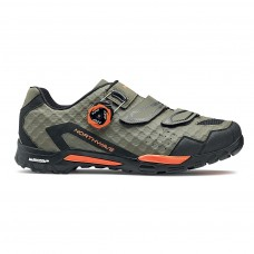 Northwave Outcross Plus Cycling Shoes Forest
