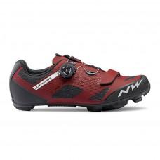 Northwave Razer Cycling Shoes Dark Red