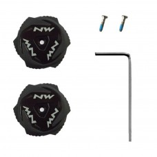 Northwave SLW2 Knobs Kit Black