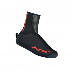 Northwave Sonic 2 Shoecover Winter Black Red