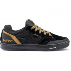 Northwave Tribe Flat Cycling Shoes Black Sand