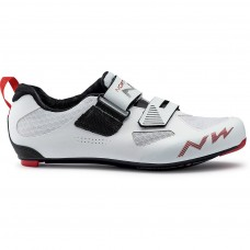 Northwave Tribute 2 Carbon Triathlon Cycling Shoes White