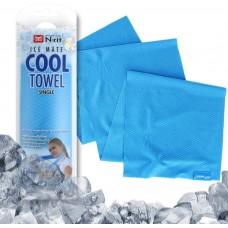 N-Rit Ice Mate Cool Towel Single Blue