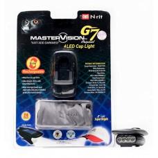 N-Rit Master Vision G7 Cap Light