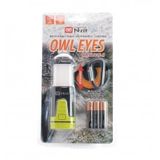 N-Rit Owl Eyes Multifunctional Flashlight Lantern