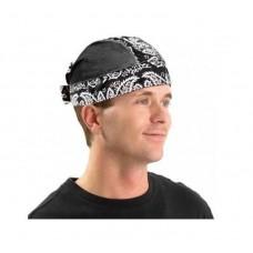 N-Rit Skullcap Headwear Black
