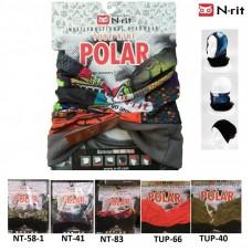 N-Rit Tube 9 Polar Multifunctional Headwear Multicolour