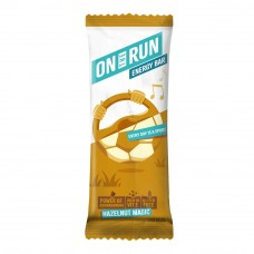On The Run Hazelnut Magic Energy Bar