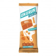 On The Run Oats and Apricot Energy Bar