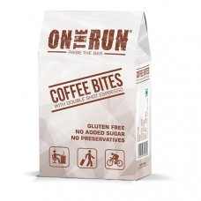 On The Run Coffee Bites Energy Bar