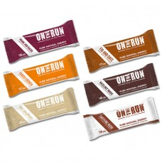 On The Run Assorted 6 Energy Bars