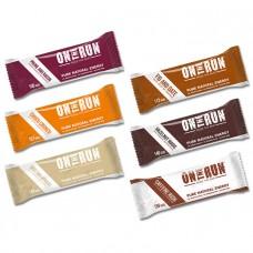 On The Run Assorted 6 Energy Bars