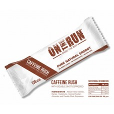On The Run Caffeine Rush Energy Bar