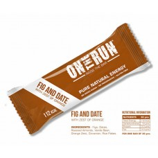 On The Run Fig and Date Energy Bar