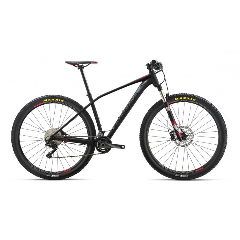 Orbea Alma 27.5 H30 Mountain Bike 2018 Black