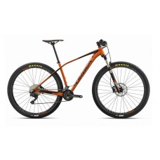 Orbea Alma 27.5 H30 Mountain Bike 2018 Orange Black