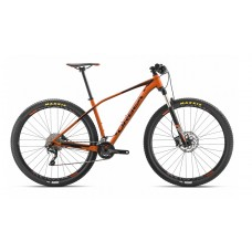 Orbea Alma 27.5 H50 Mountain Bike 2018 Orange Black