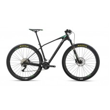 Orbea Alma 27.5 M50 Carbon Mountain Bike 2018 Black Mint