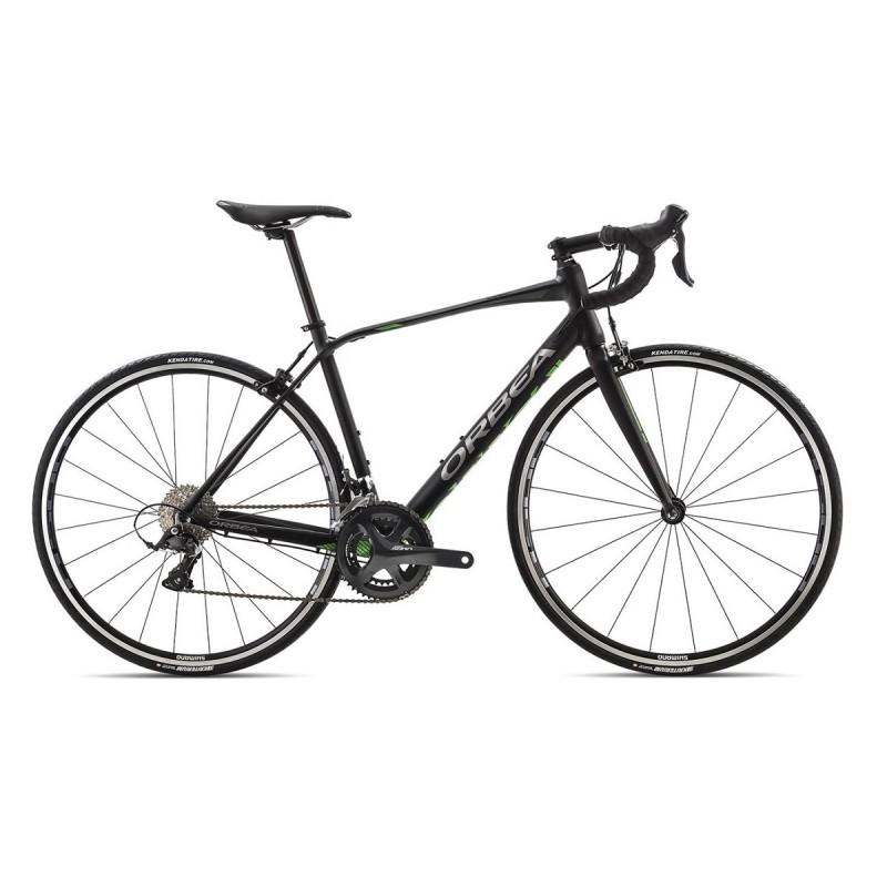 Orbea Avant H50 Road Bike 2018 Black Anthracite Green
