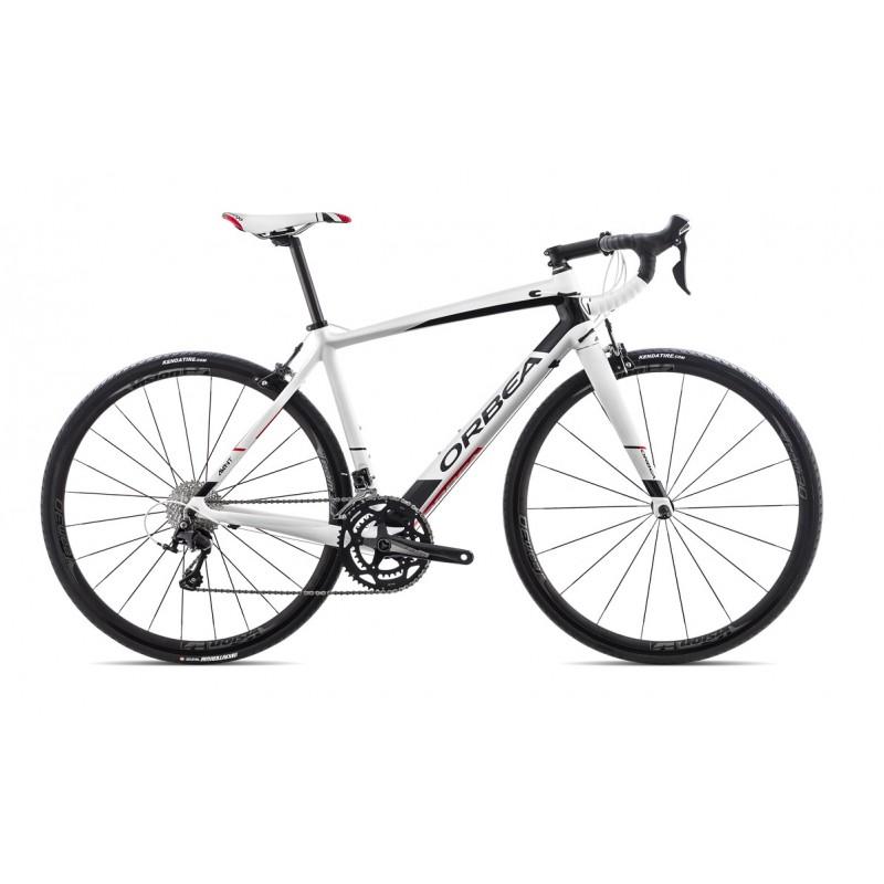 Orbea Avant M30 Road Bike 2018 White Black