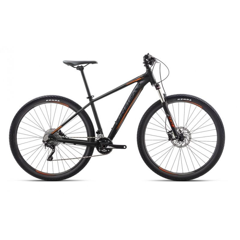 Orbea MX 27.5 H20 Mountain Bike 2018 Black Orange