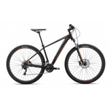 Orbea MX 27.5 H30 Mountain Bike 2018 Black Orange