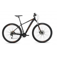 Orbea MX 27.5 H40 Mountain Bike 2018 Black Orange