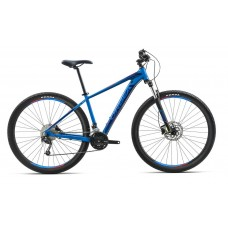 Orbea MX 27.5 H40 Mountain Bike 2018 Blue Red