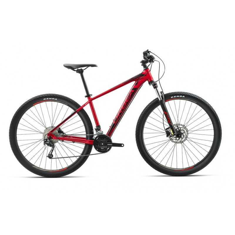 Orbea MX 27.5 H40 Mountain Bike 2018 Red Black