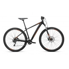 Orbea MX 29 H10 Mountain Bike 2018 Black Orange