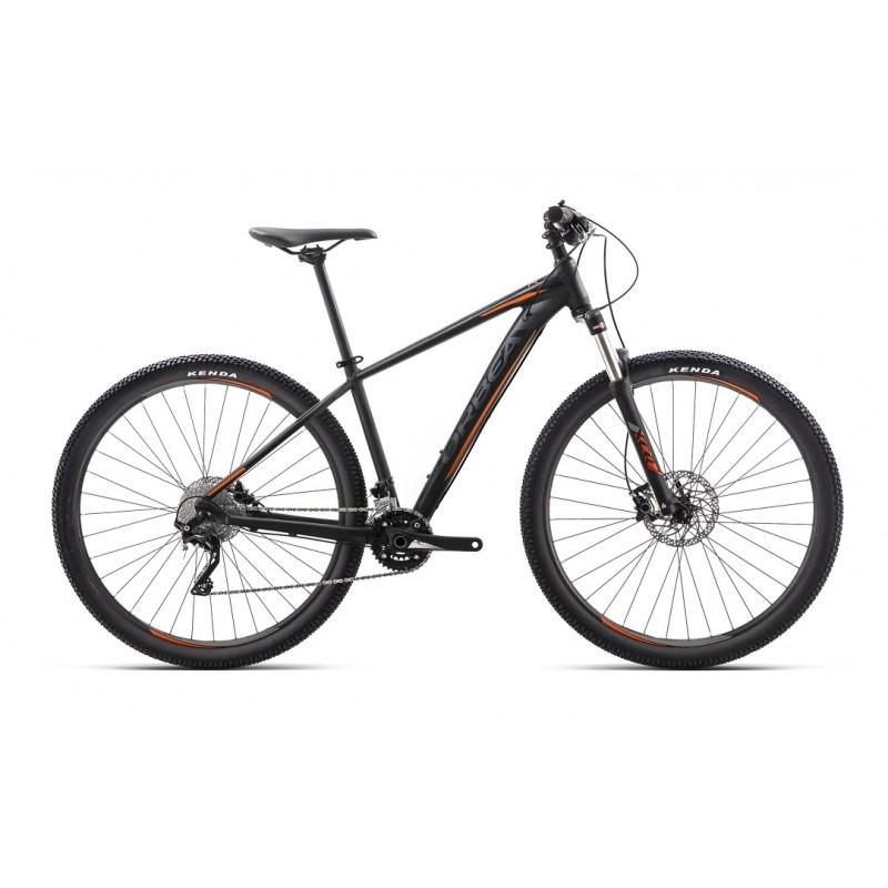 Orbea MX 29 H20 Mountain Bike 2018 Black Orange
