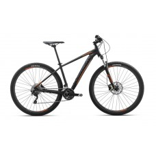 Orbea MX 29 H30 Mountain Bike 2018 Black Orange