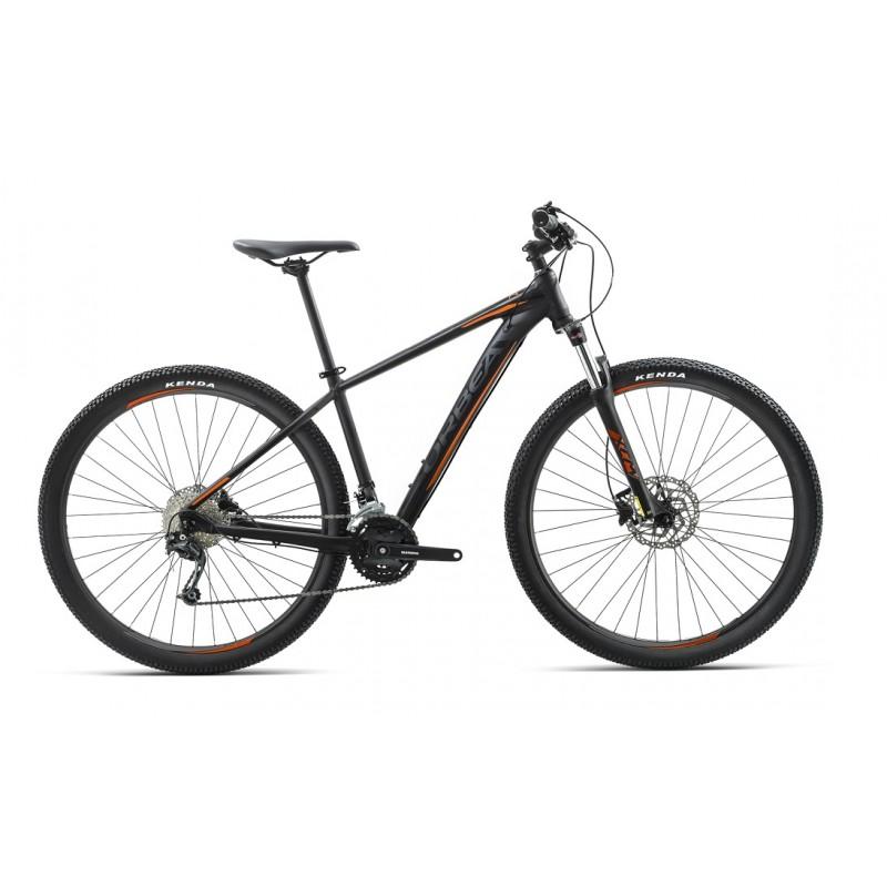 Orbea MX 29 H40 Mountain Bike 2018 Black Orange