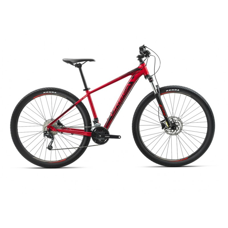 Orbea MX 29 H40 Mountain Bike 2018 Red Black