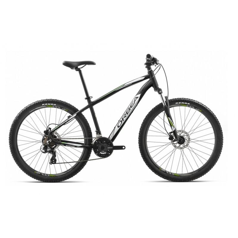 Orbea Sport 10 27.5 Mountain Bike 2018 Black White