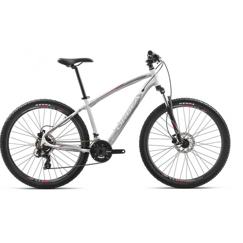 Orbea Sport 10 27.5 Mountain Bike 2018 White Red