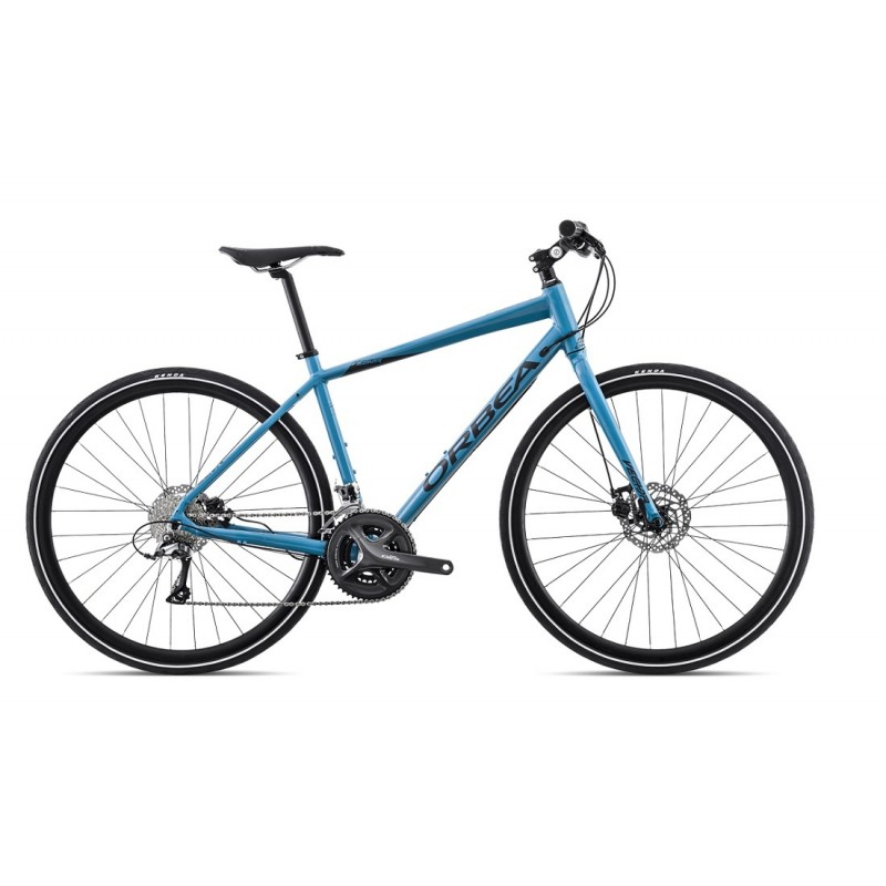 Orbea Vector 10 Hybrid Bike 2018 Blue Black