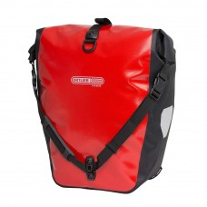 ORTLIEB Back-Roller Classic Cycle Pannier Red-Black