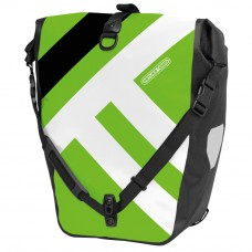 ORTLIEB Back-Roller Design Cycle Pannier Lime-Black