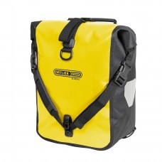 ORTLIEB Sport-Roller Classic Cycle Pannier Yellow-Black