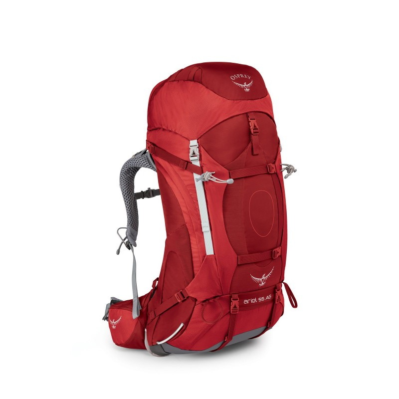 Osprey Ariel 65 Backpack Picante Red