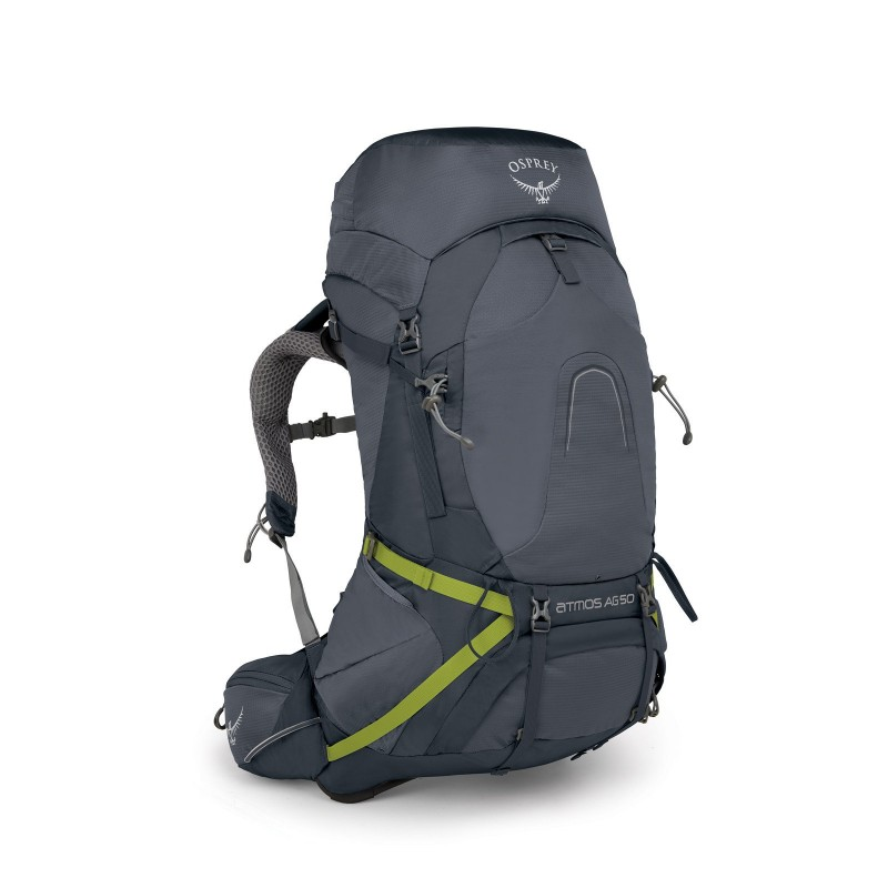 Osprey Atmos 50 Backpack Abyss Grey