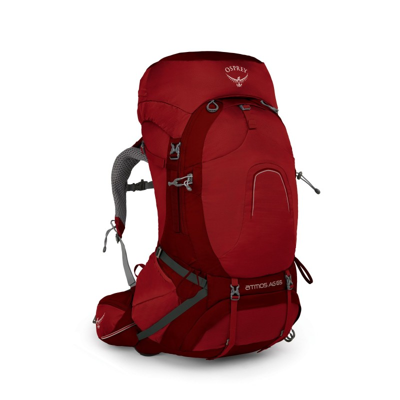 Osprey Atmos 65 Backpack Rigby Red