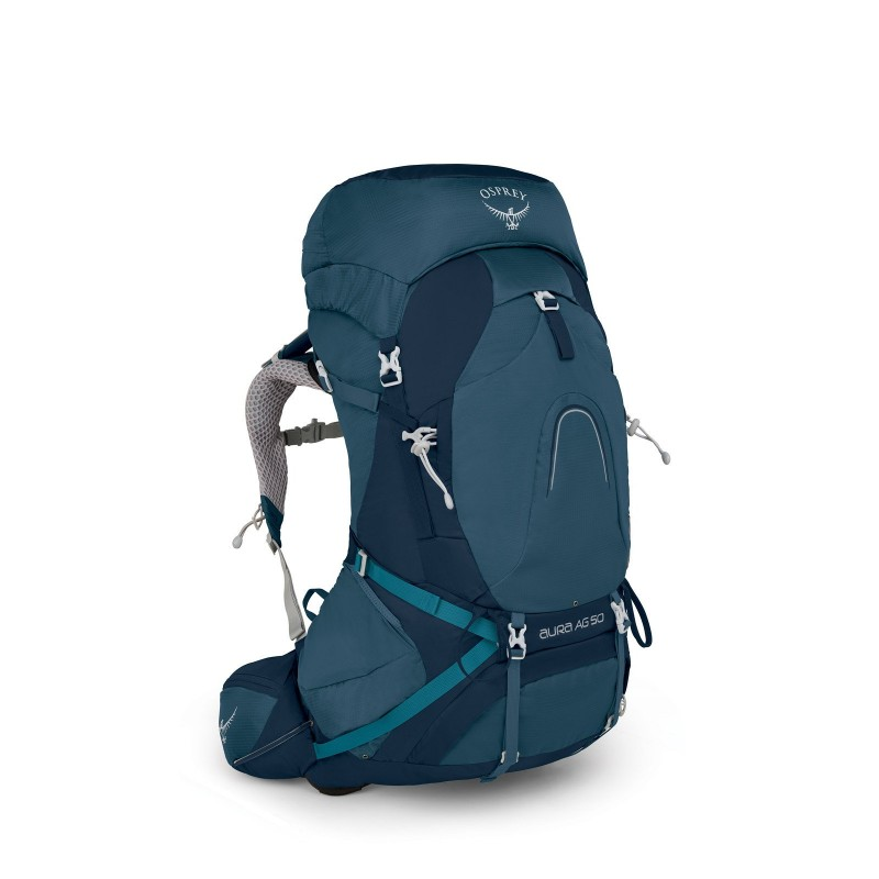 Osprey Aura AG 50 Backpack Challenger Blue