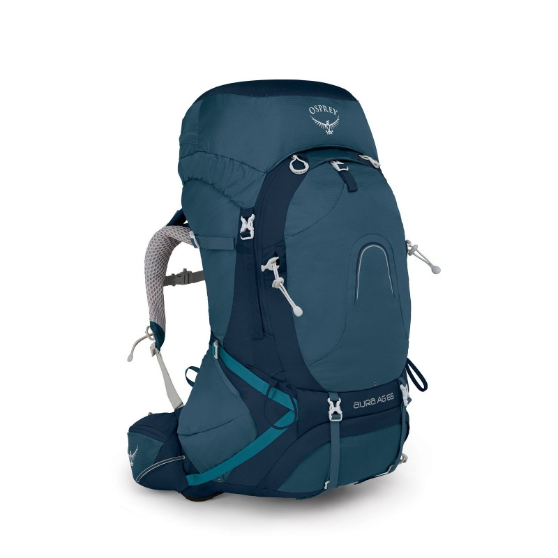 Osprey Aura AG 65 Backpack Challenger Blue